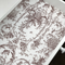 Scentennial Vintage Toile Red Scented Drawer Liners - VT03 | James Anthony Collection