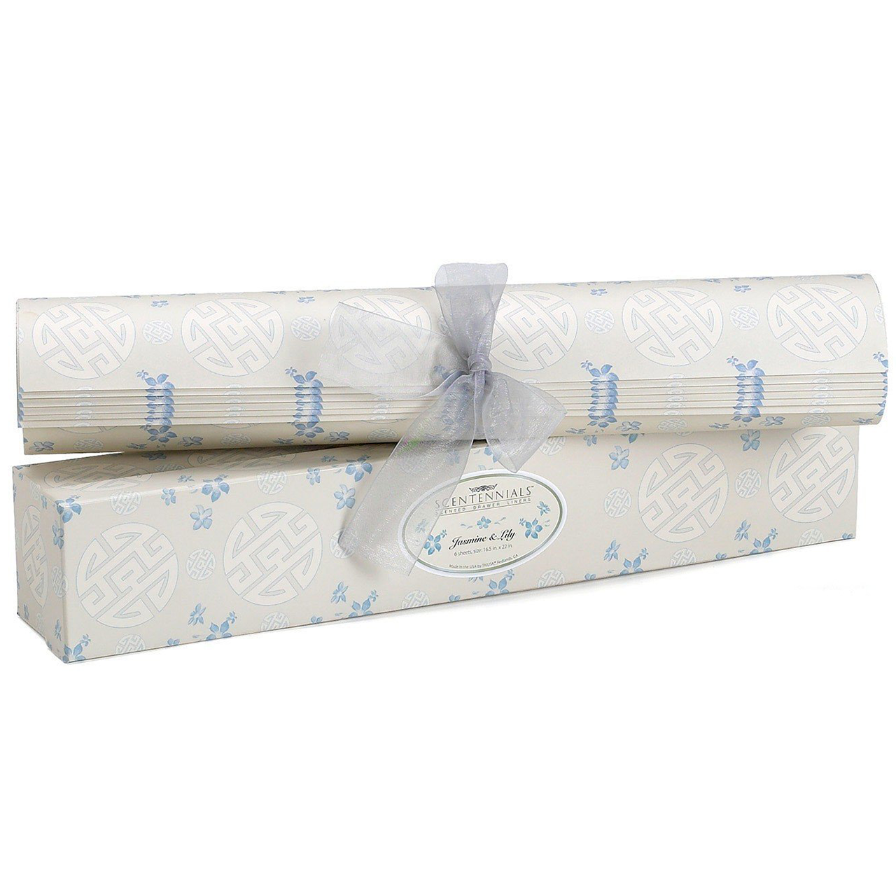 Scentennials Jasmine Lily Scented Drawer Liners James