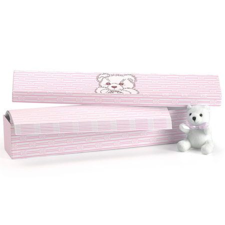 Scentennials Just for Baby Scented Drawer Liners Pink - BS03 | James Anthony Collection