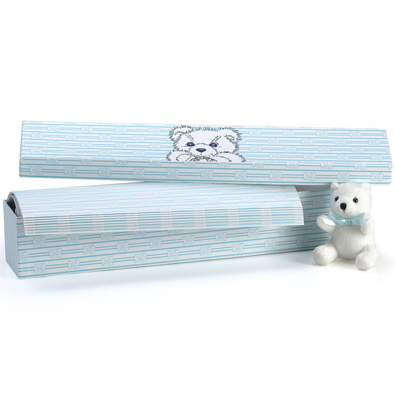 Scentennials Just For Baby Scented Drawer Liners Blue James