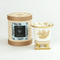 SEDA France Sel de Mer Classic Toile Petite Ceramic Candle | James Anthony Collection