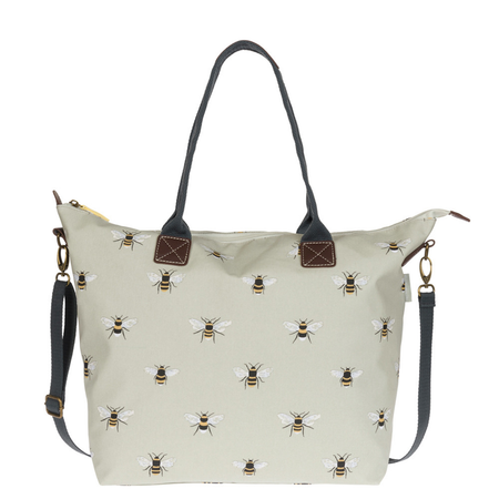 Sophie Allport Bees Oilcloth Oundle Bag | James Anthony Collection