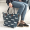 Sophie Allport Dragonfly Oilcloth Oundle Bag | James Anthony Collection
