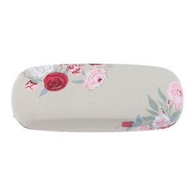 Sophie Allport Peony Glasses Hard Case | James Anthony Collection