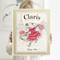 Claris: The Chicest Mouse in Paris by Megan Hess   James Anthony Collection
