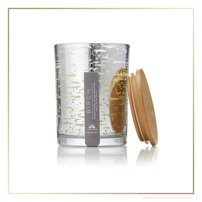 Thymes Forest Birch Candle Small | James Anthony Collection
