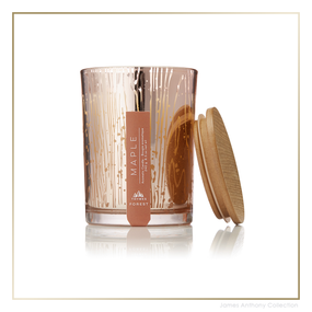 Thymes Forest Maple Candle - Small | James Anthony Collection