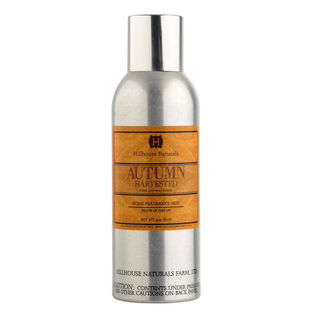 Hillhouse Naturals Autumn Harvested Fragrance Mist | James Anthony Collection