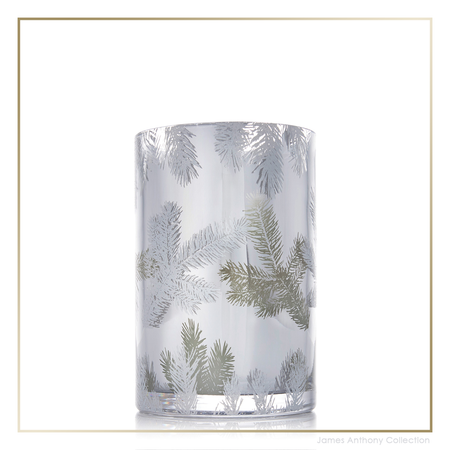Thymes Frasier Fir Statement Luminary Candle Medium | James Anthony Collection