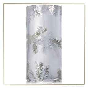 Thymes Frasier Fir Statement Large  Luminary Candle | James Anthony Collection