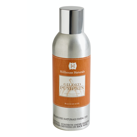 Hillhouse Naturals Gilded Pumpkin Fragrance Mist | James Anthony Collection