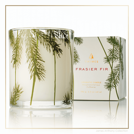 Thymes Frasier Fir Pine Needle Candle | James Anthony Collection