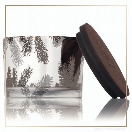 Thymes Frasier Fir Statement Collection 3 Wick Medium Candle | James Anthony Collection