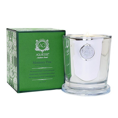 Aquiesse Monterey Pine Large Candle | James Anthony Collection