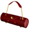 Picnic at Ascot Wine Purse in Burgundy | James Anthony Collection