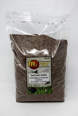 Waterfowl Sanctuary Screen Mix | Merit Seed