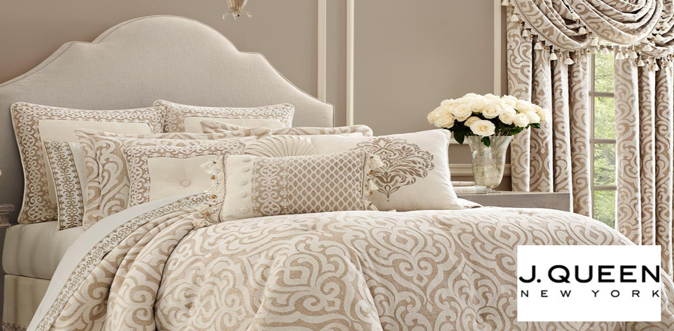 Designer Bedding, Curtains & Decor | Paul\'s Home Fashions