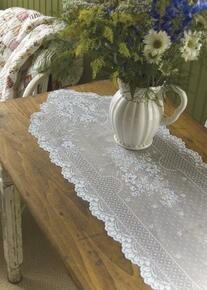 Floret Lace Curtain Collection -