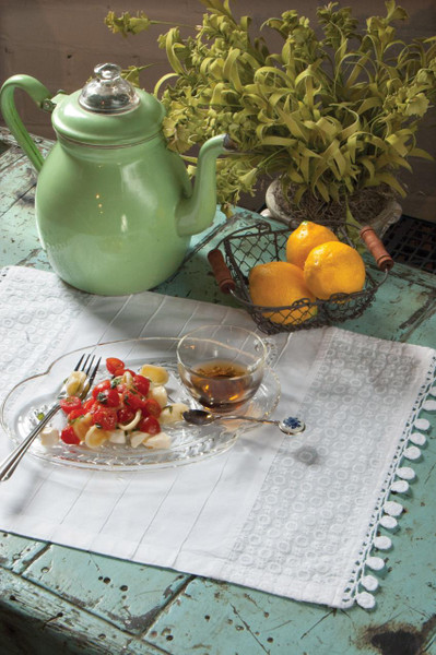Prima Lace Tabletop Collection -