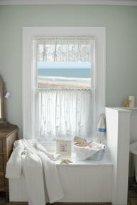Seascape Tier Curtain - 734573013869