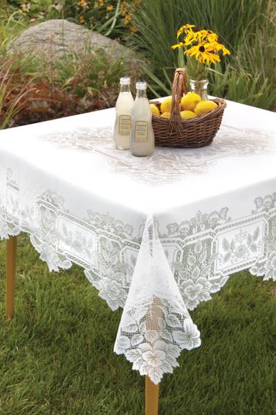 Heirloom Table Cloth - 734573014859