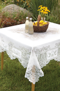 Heirloom Table Cloth - 734573014859
