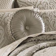 Astoria Sand Tufted Pillow - 846339047428