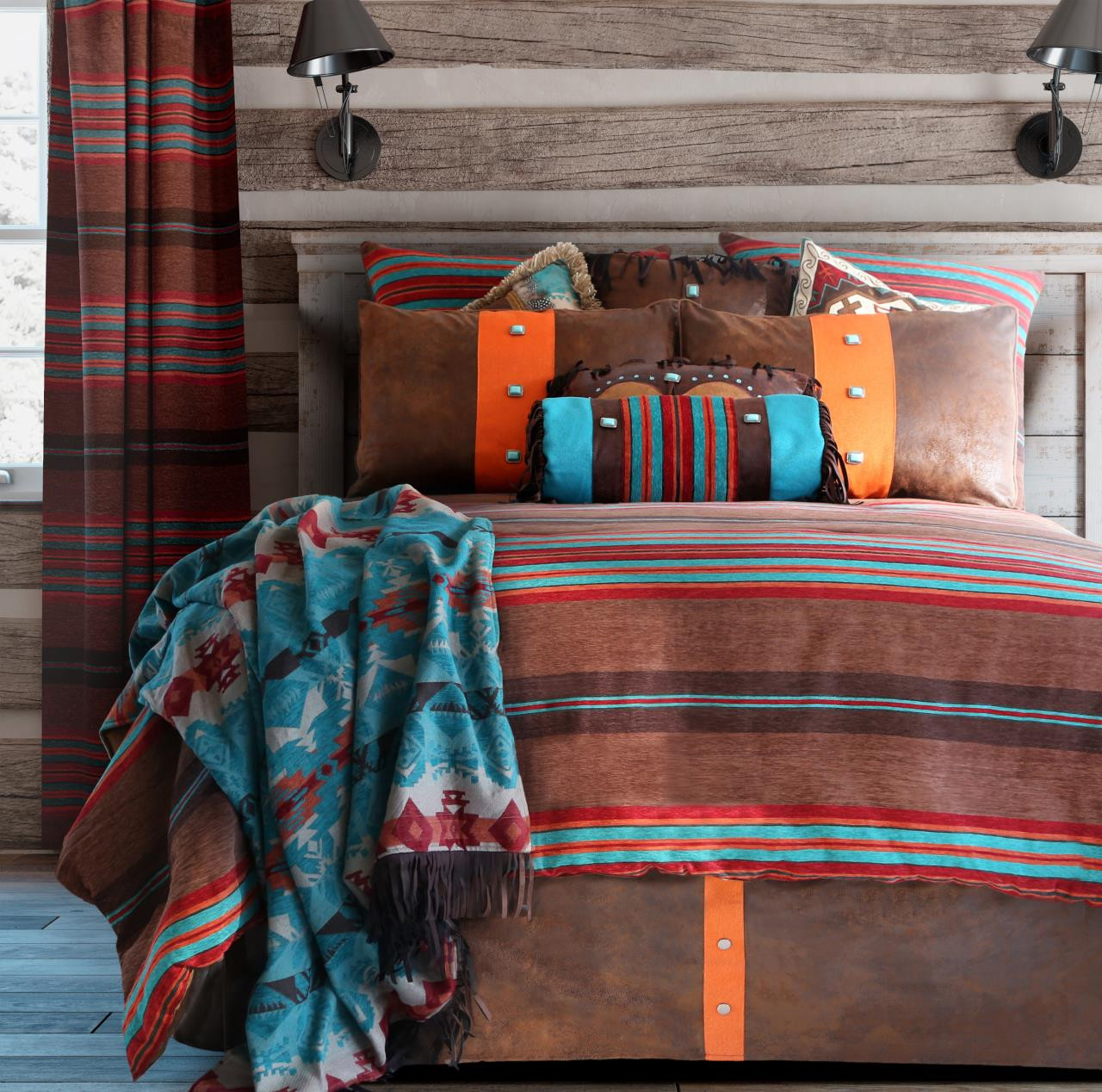 Canyon View Bedding Collection -