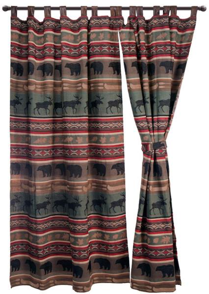 Backwoods Curtains - 035731121526