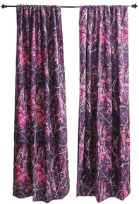 Muddy Girl Curtains - 035731125722
