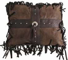 Concho Cross Pillow - 035731115938