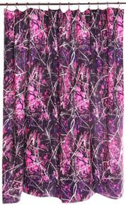 Muddy Girl Shower Curtain - 035731125739