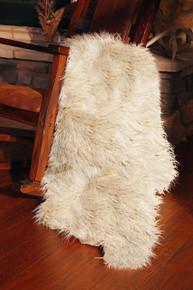 Sheepskin Fur Throw - 035731125432