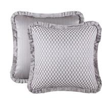 Luxembourg Silver Euro Sham - 846339039683