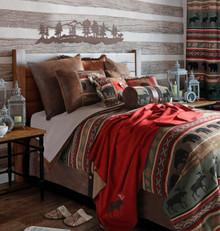 Backwoods Comforter Set - 035731121496