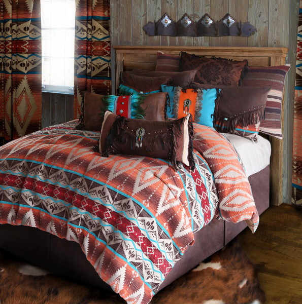 Mojave Sunset Comforter Set - 035731121267