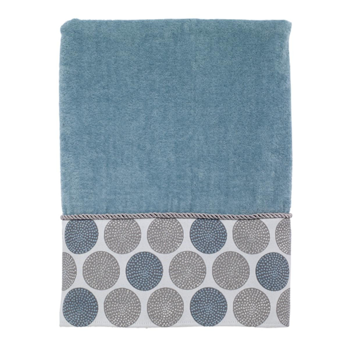 Dotted Circles Bath Collection -