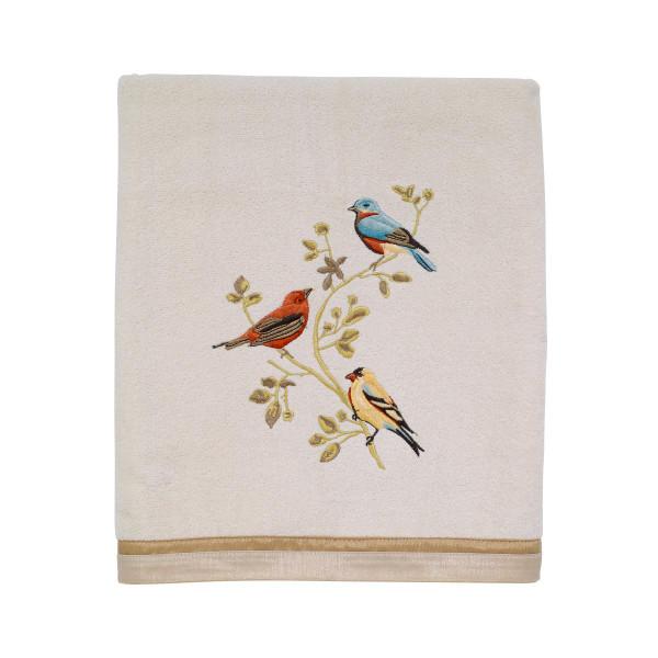 Gilded Birds Bath Collection -
