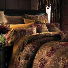Galleria Red Bedding Collection -