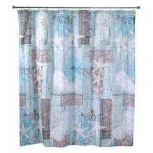 Beachcomber Shower Curtain - 021864369591