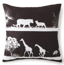 "African Safari 18"" Square Pillow - 626300115727"