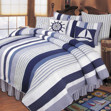 Nantucket Dream Quilt Collection -