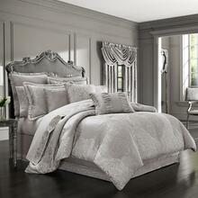 La Scala Silver Bedding Collection -