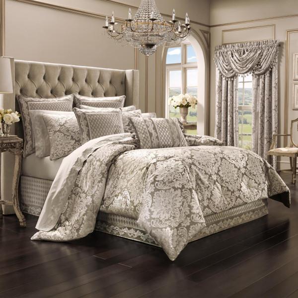 Bel Air Sand Comforter Set - 846339082177