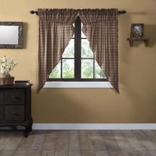 Crosswoods Prairie Curtain Set - 840528166051