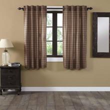 Crosswoods Short Curtains - 840528166044