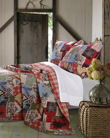Rustic Lodge Quilt Collection -