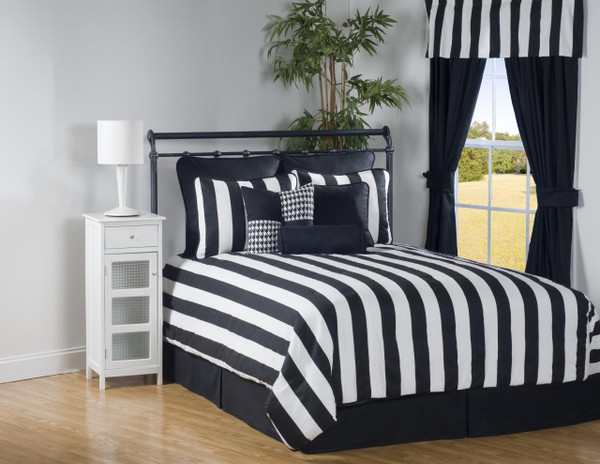 City Stripe Bedding Collection -