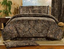 Conceal Brown Bedding Collection -