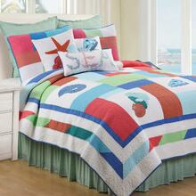 Antiqua Bay Quilt Collection -